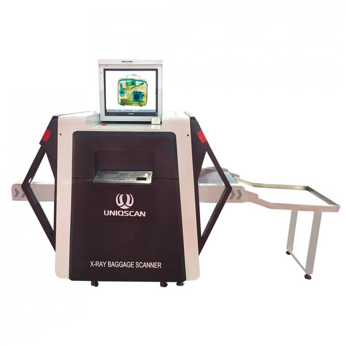 150KG scanner de bagages de la charge maximum X Ray